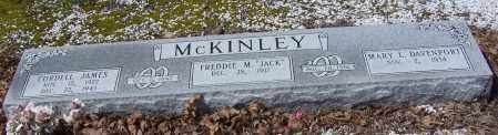 MCKINLEY, CORDELL JAMES - Garland County, Arkansas   CORDELL JAMES MCKINLEY - Arkansas Gravestone Photos