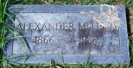 MCLEOD, ALEXANDER - Garland County, Arkansas | ALEXANDER MCLEOD - Arkansas Gravestone Photos
