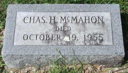 MCMAHON, CHARLES H. - Garland County, Arkansas   CHARLES H. MCMAHON - Arkansas Gravestone Photos