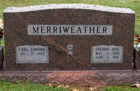 MERRIWEATHER, FREDDIE MAE - Garland County, Arkansas | FREDDIE MAE MERRIWEATHER - Arkansas Gravestone Photos