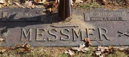 MESSMER, HILMA - Garland County, Arkansas | HILMA MESSMER - Arkansas Gravestone Photos