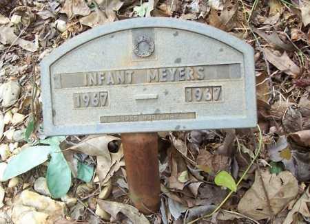 MEYERS, INFANT (1967) - Garland County, Arkansas | INFANT (1967) MEYERS - Arkansas Gravestone Photos