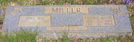 MILLER, GEORGE ALVEN - Garland County, Arkansas | GEORGE ALVEN MILLER - Arkansas Gravestone Photos