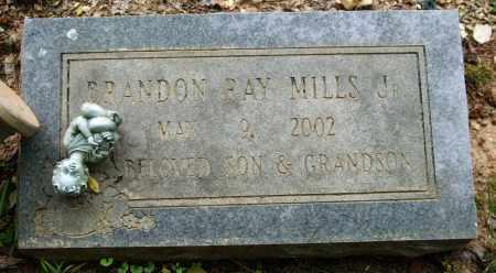 MILLS, JR., BRANDON RAY - Garland County, Arkansas | BRANDON RAY MILLS, JR. - Arkansas Gravestone Photos