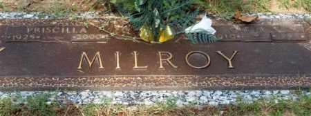 MILROY, CLEVE S - Garland County, Arkansas | CLEVE S MILROY - Arkansas Gravestone Photos