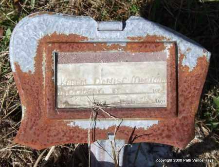 MONTGOMERY, KAREN DENISE - Garland County, Arkansas | KAREN DENISE MONTGOMERY - Arkansas Gravestone Photos