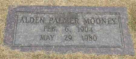 MOONEY, ALDEN PALMER - Garland County, Arkansas | ALDEN PALMER MOONEY - Arkansas Gravestone Photos