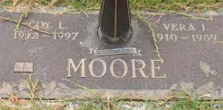 MOORE, COY L. - Garland County, Arkansas | COY L. MOORE - Arkansas Gravestone Photos