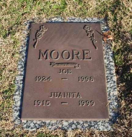 MOORE, JOE - Garland County, Arkansas   JOE MOORE - Arkansas Gravestone Photos
