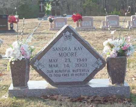 MOORE, SANDRA KAY - Garland County, Arkansas   SANDRA KAY MOORE - Arkansas Gravestone Photos