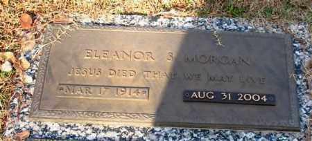 MORGAN, ELEANOR S. - Garland County, Arkansas   ELEANOR S. MORGAN - Arkansas Gravestone Photos