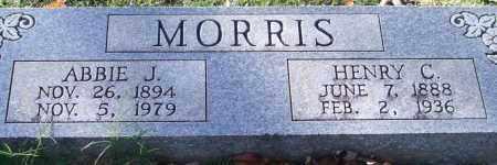 MORRIS, HENRY C. - Garland County, Arkansas | HENRY C. MORRIS - Arkansas Gravestone Photos