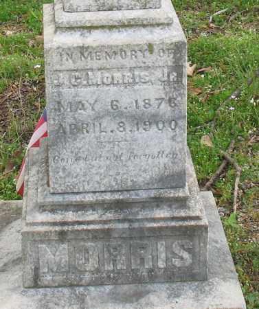 MORRIS, JR., J. C. (CLOSE UP) - Garland County, Arkansas   J. C. (CLOSE UP) MORRIS, JR. - Arkansas Gravestone Photos
