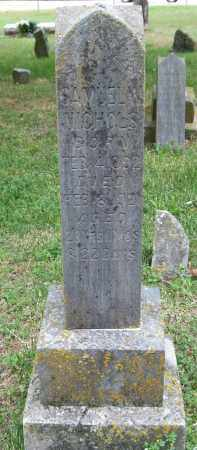 NICHOLS, SAMUEL W. - Garland County, Arkansas | SAMUEL W. NICHOLS - Arkansas Gravestone Photos