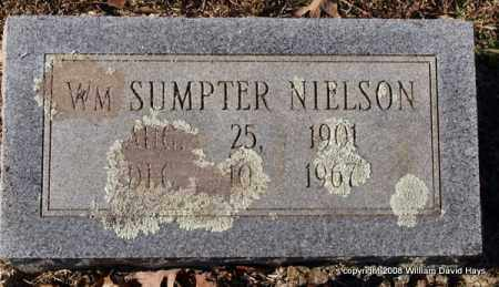 NIELSON, WILLIAM SUMPTER - Garland County, Arkansas | WILLIAM SUMPTER NIELSON - Arkansas Gravestone Photos