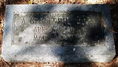 NOLEN, A. GERALDINE - Garland County, Arkansas | A. GERALDINE NOLEN - Arkansas Gravestone Photos