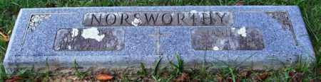 NORSWORTHY, JANIE W. - Garland County, Arkansas | JANIE W. NORSWORTHY - Arkansas Gravestone Photos