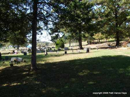 *OAK GROVE CEMETERY, OVERVIEW - Garland County, Arkansas | OVERVIEW *OAK GROVE CEMETERY - Arkansas Gravestone Photos