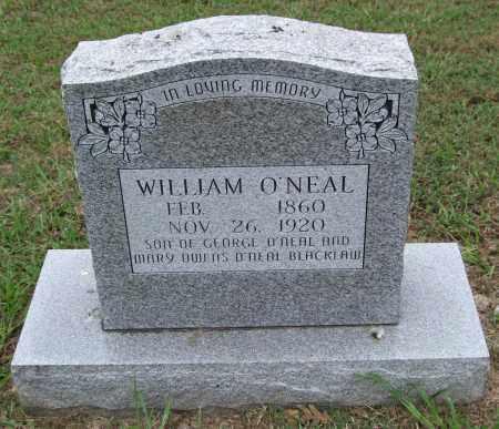 O'NEAL, WILLIAM - Garland County, Arkansas | WILLIAM O'NEAL - Arkansas Gravestone Photos