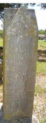 JACKS ORRELL, NANCY J. - Garland County, Arkansas | NANCY J. JACKS ORRELL - Arkansas Gravestone Photos