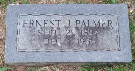 PALMER, ERNEST J. - Garland County, Arkansas | ERNEST J. PALMER - Arkansas Gravestone Photos