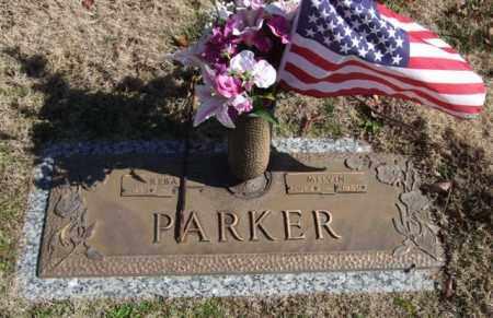 PARKER, MELVIN - Garland County, Arkansas | MELVIN PARKER - Arkansas Gravestone Photos