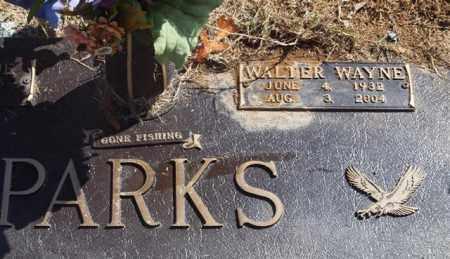 PARKS, WALTER WAYNE - Garland County, Arkansas | WALTER WAYNE PARKS - Arkansas Gravestone Photos