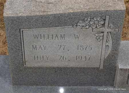 PERDUE, WILLIAM WASHINGTON - Garland County, Arkansas | WILLIAM WASHINGTON PERDUE - Arkansas Gravestone Photos