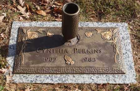 PERKINS, CYNTHIA - Garland County, Arkansas   CYNTHIA PERKINS - Arkansas Gravestone Photos