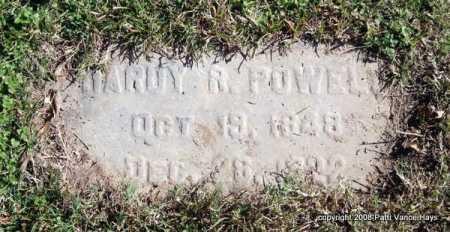POWELL, HARDY R. - Garland County, Arkansas   HARDY R. POWELL - Arkansas Gravestone Photos