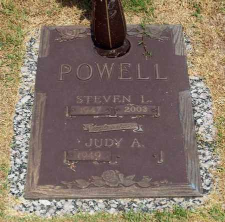 POWELL, STEVEN L - Garland County, Arkansas | STEVEN L POWELL - Arkansas Gravestone Photos