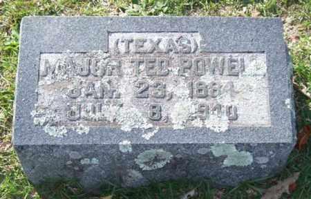 POWELL (VETERAN), TED - Garland County, Arkansas   TED POWELL (VETERAN) - Arkansas Gravestone Photos
