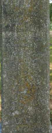 PREDDY, ANNIE E. (CLOSE UP) - Garland County, Arkansas | ANNIE E. (CLOSE UP) PREDDY - Arkansas Gravestone Photos