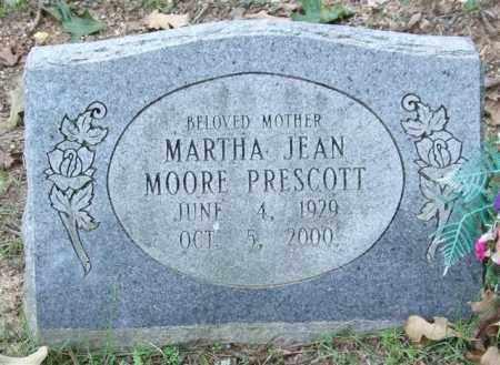 MOORE PRESCOTT, MARTHA JEAN - Garland County, Arkansas | MARTHA JEAN MOORE PRESCOTT - Arkansas Gravestone Photos