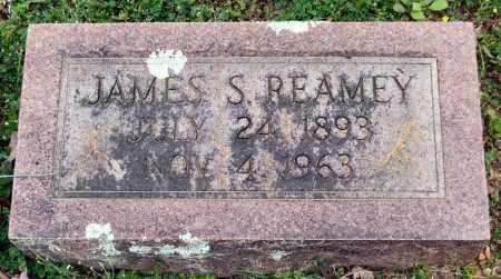 REAMEY, JAMES S. - Garland County, Arkansas | JAMES S. REAMEY - Arkansas Gravestone Photos