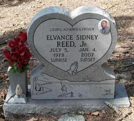 REED, JR., ELVANCE SIDNEY - Garland County, Arkansas | ELVANCE SIDNEY REED, JR. - Arkansas Gravestone Photos
