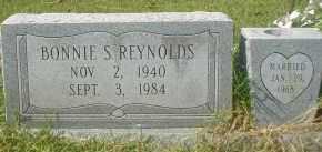 REYNOLDS, BONNIE S. - Garland County, Arkansas | BONNIE S. REYNOLDS - Arkansas Gravestone Photos