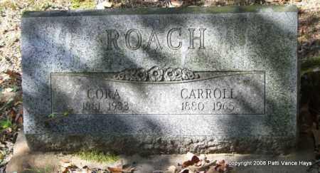 ROACH, CARROLL - Garland County, Arkansas | CARROLL ROACH - Arkansas Gravestone Photos
