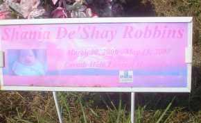 ROBBINS, SHANIA DE'SHAY - Garland County, Arkansas | SHANIA DE'SHAY ROBBINS - Arkansas Gravestone Photos