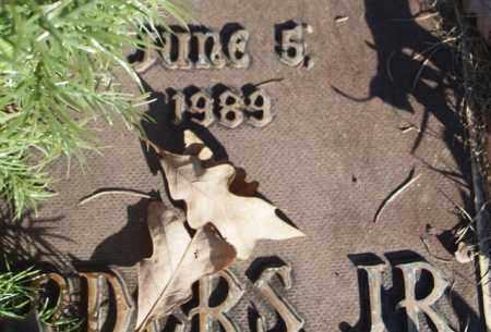 SANDERS, JR, REV., DON FLOYD (CLOSE UP 3) - Garland County, Arkansas   DON FLOYD (CLOSE UP 3) SANDERS, JR, REV. - Arkansas Gravestone Photos
