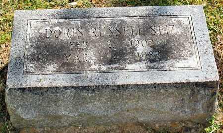 SEIZ, DORIS - Garland County, Arkansas | DORIS SEIZ - Arkansas Gravestone Photos