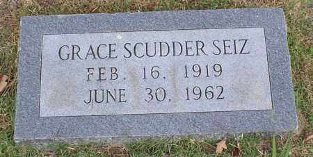 SEIZ, GRACE - Garland County, Arkansas | GRACE SEIZ - Arkansas Gravestone Photos
