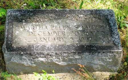 SEYMOUR, MARTHA ELLEN - Garland County, Arkansas   MARTHA ELLEN SEYMOUR - Arkansas Gravestone Photos