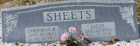 SHEETS, LIZZIE - Garland County, Arkansas | LIZZIE SHEETS - Arkansas Gravestone Photos