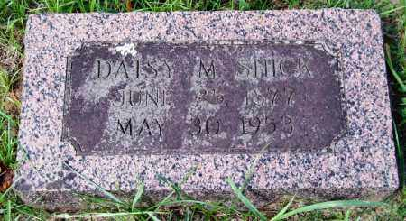 SHICK, DAISY M. - Garland County, Arkansas   DAISY M. SHICK - Arkansas Gravestone Photos