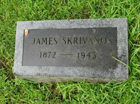 SKRIVANOS, JAMES - Garland County, Arkansas | JAMES SKRIVANOS - Arkansas Gravestone Photos