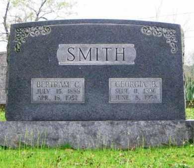 SMITH, GEORGIA B. - Garland County, Arkansas | GEORGIA B. SMITH - Arkansas Gravestone Photos