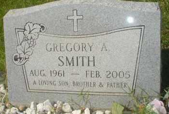 SMITH, GREGORY A. - Garland County, Arkansas | GREGORY A. SMITH - Arkansas Gravestone Photos