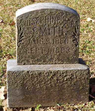 SMITH, JOSEPHINE - Garland County, Arkansas   JOSEPHINE SMITH - Arkansas Gravestone Photos