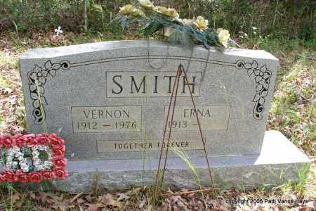 SMITH, JOHN VERNON - Garland County, Arkansas | JOHN VERNON SMITH - Arkansas Gravestone Photos